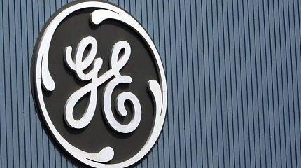 """Eros pabaiga: """"General Electric"""" bus išmesta iš """"Dow Jones"""" akcijų indekso"""