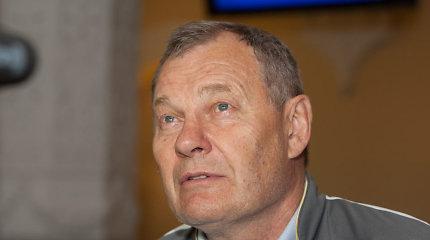 Sporto universitetas garbės daktaru inauguruos legendinį krepšininką M.Paulauską