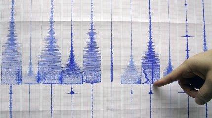 Filipinų Mindanao salą supurtė galingas žemės drebėjimas