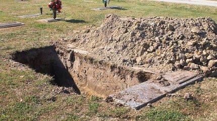 Kriptovaliutų investuotojai nori iškasti kūną verslininko, kuris į kapą nusinešė 250 milijonų
