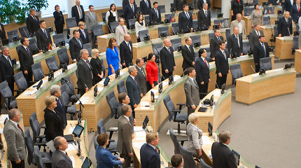 Seimas sudarė Antikorupcijos, Peticijų ir Operatyvinės veiklos parlamentinės kontrolės komisijas