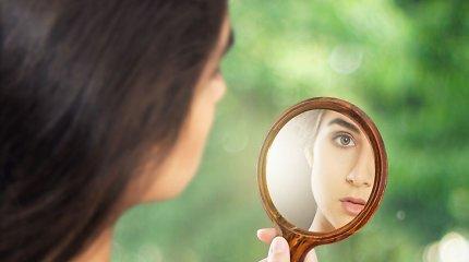 Savaitgalio skaitiniai: veidrodinė sąžinė