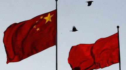 Infliacija Kinijoje dėl koronaviruso protrūkio pakilo aukščiausiai per daugiau nei 8 metus