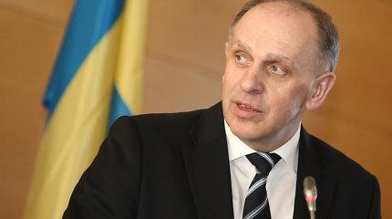 Vyriausybė pritarė keturių ambasadorių atšaukimui