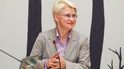 Kas Seime pakeis Neringą Venckienę, jei per apkaltą bus panaikintas jos mandatas?