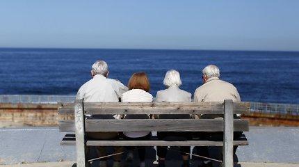 Japonijos mokslininkai išsiaiškino, kodėl moterys gyvena ilgiau