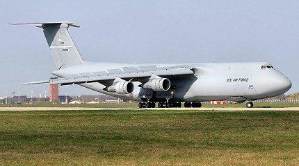 JAV karinės oro pajėgos pradeda spausdinti lėktuvų dalis, bet pirmasis gaminys gali prajuokinti