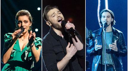 """""""Eurovizijos"""" žinovas apie Lietuvos šansus patekti į finalą: """"Jei neišsiskirsime, mus gali užgožti"""""""