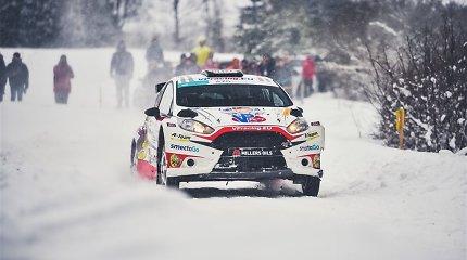 """""""Winter Rally"""" 2021-ųjų metų sausį neįvyks: sprendžiama dėl tolimesnio ralio likimo"""