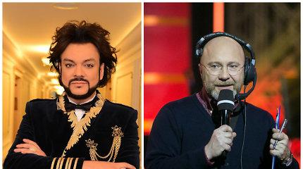 """Filipas Kirkorovas sukritikavo Lietuvos """"Eurovizijos"""" komisijos balsavimą: """"Man tai kelia klausimų"""""""