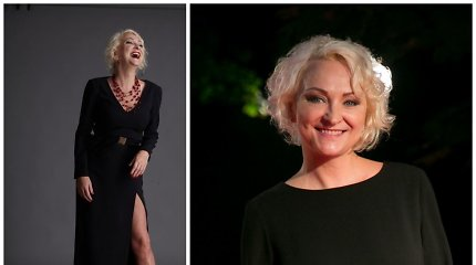 Aktorė Inga Norkutė: Ar vyras stiprus – priklauso nuo moters šalia