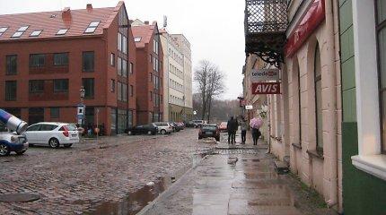 Klaipėdoje bus rekonstruojamos akmenimis grįstos senamiesčio gatvės