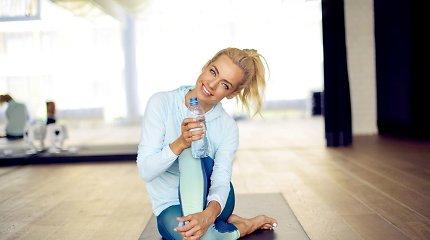 """Ingrida Martinkėnaitė: """"Sveikas, raumeningas kūnas tapo savotiška """"mada"""""""