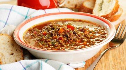20 lęšių patiekalų: netikėti kepiniai, pikantiškos sriubos ir kvapnūs troškiniai