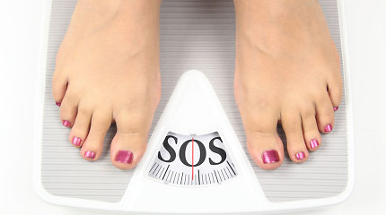 Vienas pokytis padės išvengti svorio augimo po 40-ies