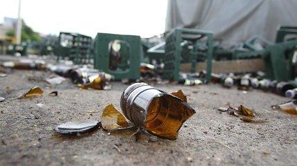 Teismas: už alkoholio reklamą jachtoje bauda skirta teisėtai