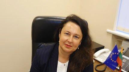 Lietuvos visuomenės sveikatai stiprinti skirto fondo vadovė: tai ilgalaikė investicija, kuri grąžą duos daugelį metų