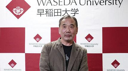 """H.Murakami """"Norvegų girios"""" ir kitus rankraščius padovanos universitetui: """"Jie gali pasimesti"""""""
