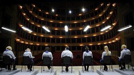 Pažaislio muzikos festivalyje – proga gyvai išgirsti Venecijos bienalės trijulės operą
