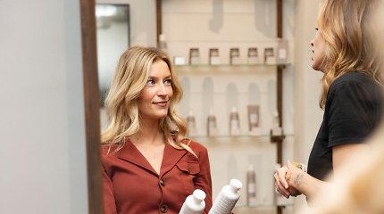 Plaukų meistrų iššūkiai per karantiną: nuotolinės konsultacijos, dažų kokteiliai į namus ir visagaliai eliksyrai