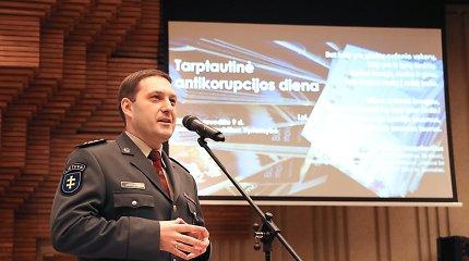 SAM antikorupcijos mokymuose A.Pabedinskienę keičia Policijos Imuniteto vadovas