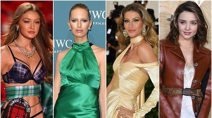 Kokias natūralias priemones savo grožiui puoselėti naudoja supermodeliai: 13 patarimų
