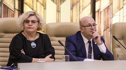 Permainos Kauno miesto vadovų komandoje: Rasa Šnapštienė palieka vicemero postą