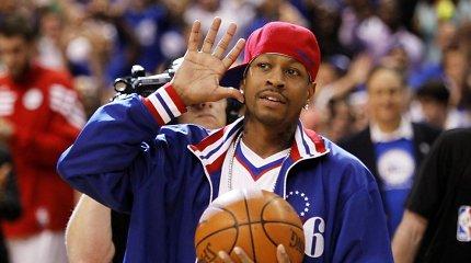 TOP 15 įtakingiausių visų laikų NBA krepšininkų