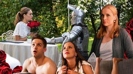 Valentino dienos testas: ar daug žinote apie lietuviškus romantinius filmus?
