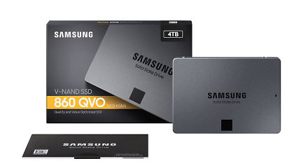"""""""Samsung"""" pristatė didelės talpos ir mažai kainuojančių SSD kaupiklių seriją"""