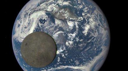Kas, jeigu Mėnulis nebūtų susiformavęs?