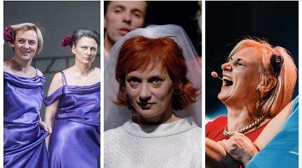 """Vitalijai Mockevičiūtei – 50 metų: aktorė, kuri talentingai sugeba """"išjungti"""" žiūrovą savo humoru"""