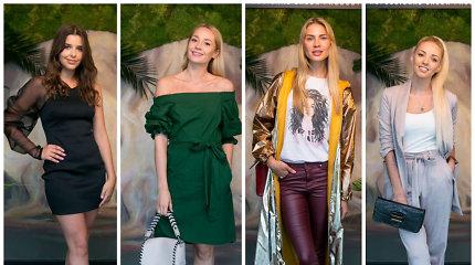 Garsios Lietuvos moterys domėjosi plaukų formavimo tendencijomis: Marija Randers tapo modeliu