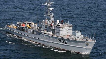 """Nardytojų siūlymas, kur panaudoti karo laivą """"Sūduvis"""": koralinių rifų nėra, didžiausias traukos centras – nuskendę laivai"""