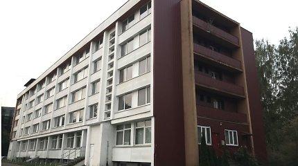Buvęs studentų bendrabutis Žvėryne bus atnaujintas ir skirtas nuomai