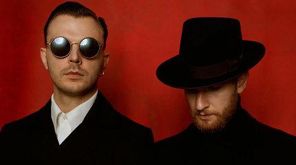 """Britai """"Hurts"""" pristato naują albumą """"Desire"""" ir lapkritį sugrįžta į Vilnių"""