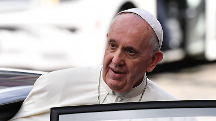 Ž.Pavilionis: popiežius čia jausis kaip namuose, nes virstame Lotynų Amerika