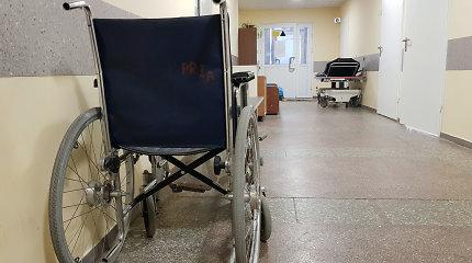 Artritu sergantis vyras pasidalijo savo istorija: manęs jau laukė neįgaliojo vežimėlis