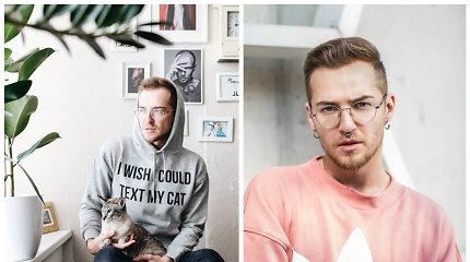 """""""Instagram"""" žvaigždės kuriozas: varžytinėse parduotas butas su N.Bierancu, jo tarakonais ir kate"""