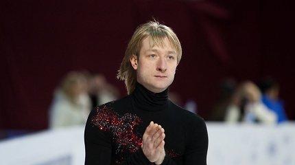 Po apžiūros paaiškėjo, kad Jevgenijus Pliuščenka galėjo likti paralyžiuotas