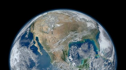 """Aptikta """"super Žemė"""", kuri yra beveik tokio paties amžiaus kaip Visata"""
