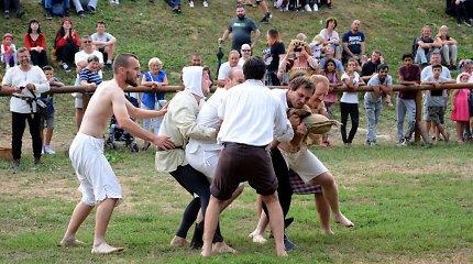 Serbijoje – Viduramžių kovų festivalis