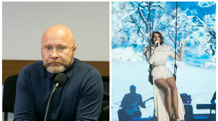 LRT neteisėtai reklamavo Ingos Valinskienės koncertą: Audrius Giržadas aiškinasi teismui