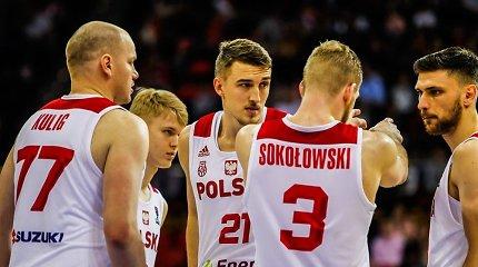 Netikėtumų kupina EČ atranka: lenkai svečiuose parbloškė pasaulio čempionus