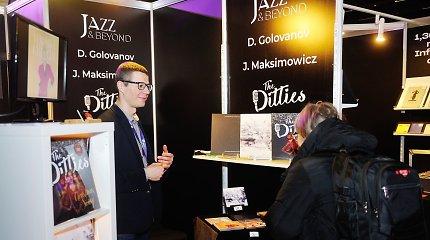 """Ketvirtoji diena Vilniaus knygų mugės 2020 """"Muzikos salėje"""""""