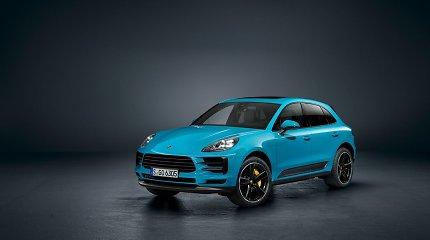 """""""Porsche"""" paaiškino, kodėl naujos kartos """"Macan"""" bus tik elektriniai"""