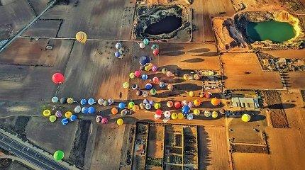 Europos karšto oro balionų čempionatas Maljorkoje