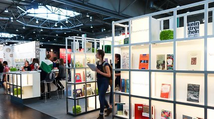 Leipcigo knygų mugė: susidomėjimas lietuvių literatūra neslūgsta