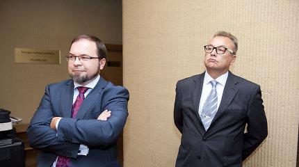 Po paviešintų pokalbių skandalo atsistatydinęs ambasadorius Renatas Juška bylinėjasi su URM