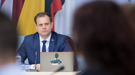 Į Varšuvą vykstantys parlamentarai tikisi susitarti dėl Asamblėjos datos